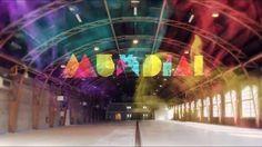 Festival Mundial 2013 Official Promo Video -  leuke combinatie van analoog en digitaal
