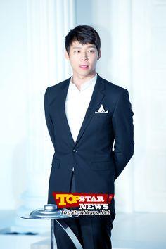 30627 Yoochun and Junsu at Opening Ceremony of 2013 JYJ Membership Week by Top Star News