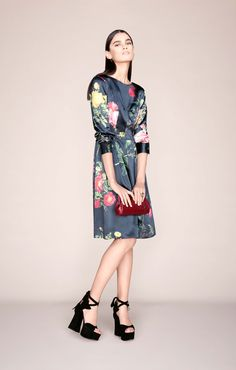 Look 07 Pre-Fall Collection 14/15 AW1415