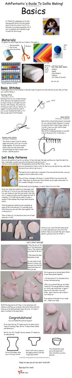 AshFantastic's Doll Tutorial by *AshFantastic on deviantART