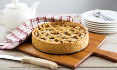 Met dit recept van Koopmans kun je ook een appeltaart maken zonder suiker. Stevia, Apple Pie, Food And Drink, Blog, Healthy Recipes, Healthy Foods, Baking, Desserts, Euro