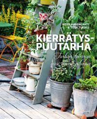 http://www.adlibris.com/fi/product.aspx?isbn=9513167941 | Nimeke: Kierrätyspuutarha - Tekijä: Heidi Haapalahti - ISBN: 9513167941 - Hinta: 27,40