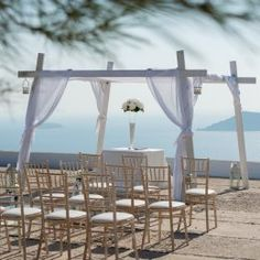 Wedding Ceremonies | Divine Weddings in Santorini | Wedding Packages, Vow Renewals, Honeymoon packages, wedding planners