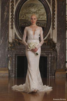 Romona Keveza Luxe #Bridal Collection Spring 2016 #Wedding Dresses   Wedding Inspirasi #weddinggown #weddingdress #weddings