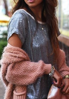Sweater & Sequins