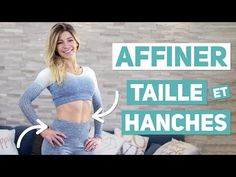 AFFINER sa TAILLE et ses HANCHES (Training 20 minutes) - YouTube Tonifier Son Corps, Gym Video, Squat Workout, Yoga Gym, Poses, Cellulite, Physique, Squats, 20 Minutes