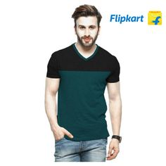 db1c8b744 22 Best Men's T-Shirt | Buy Online | India | images | Casual t ...