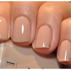 Live nude nailpolish! Looks great, and matches with everything!