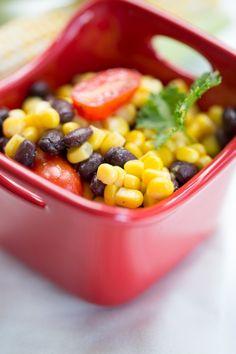 Summer Corn Salad for Fresh Side Dish