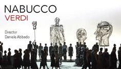 DANIELE ABBADO, ALESSANDRO CARLETTI, LUCA SCARZELLA | Nabucco