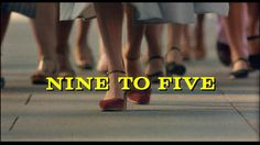 Nine to Five 1980 movie title