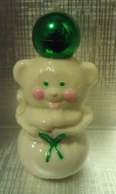 Vintage AVON Bear Cologne Bottle by thebootychest on Etsy, $7.99