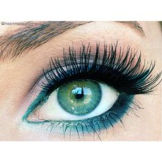 Smokey Green Eyes Forbidden Ink Liner Shadow Trio. *SP (1.680 CZK) ❤ liked on Polyvore featuring home, home decor, green home accessories and green home decor