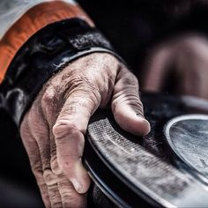 Leg 3 to Sanya. Day 21. Sailor hands at work while upwind conditions continue in the gut of the South China Sea. Photo by Amory Ross/Team Alvimedica #volvooceanrace #sailing #closeup