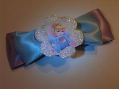 Baby Blue and Lavender Cinderella Shimmery by JENSTARDESIGNS, $5.75