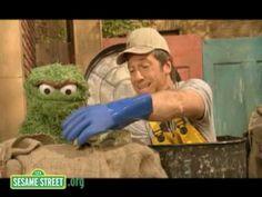 Sesame Street: Mike Rowe's Dirtiest Jobs