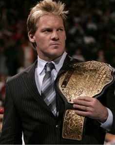 WWE World Heavyweight Champion Chris Jericho Chris Jericho, Wrestling Stars, Wrestling Wwe, Wwe Raw And Smackdown, Wwe Total Divas, Catch, Trish Stratus, Wrestling Superstars, Chief Operating Officer