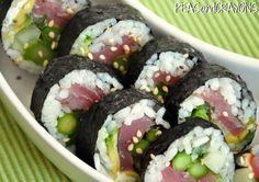 Homemade Sushi Tutorial!