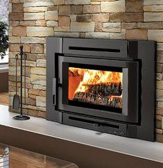 Wood Burning Fireplace Inserts And Insert Installations In Milwaukee,  Kenosha WI, Lake Geneva WI  Fireplace Inserts Wood