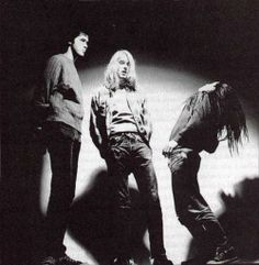 Nirvana..Yes, I know. But they influenced some of the artists I love today.