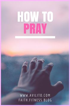 I don't know about you but I want my prayers to be powerful, to be heard and to be answered. Want to know how to pray with authority and power? Read more.