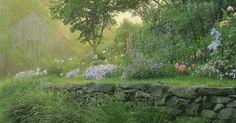 linenandlavender.net: Flowers in Profusion - Tasha Tudor's Garden in June