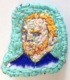 VINCENT Pin Badge - by Lilith Cooper