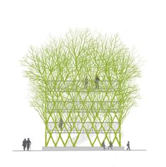 Gallery of The Best Architecture Drawings of 2016 - 55