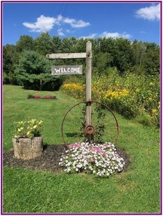 31 Country Yard Project Ideas That Your Garden Needs 31 Country Yard Project Ideas That Your Garden Needs www.possibledecor The post 31 Country Yard Project Ideas That Your Garden Needs appeared first on Flowers Decor. Garden Art, Garden Yard Ideas, Rustic Gardens, Garden Projects, Garden Design, Plants, Backyard Landscaping, Backyard Garden Landscape, Yard Decor