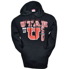 University of Utah Hoodie at The Red Zone. #uofublackout13
