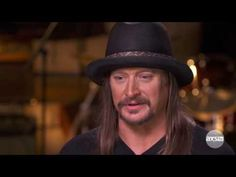 Kid Rock Gets Deep During 'The Big Interview With Dan Rather'