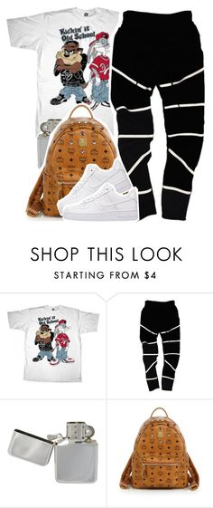 """""""Save her for me"""" by queen-tiller ❤ liked on Polyvore featuring LOONEY TUNES, Vision, MCM and NIKE"""