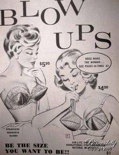 Blow-Up Bras