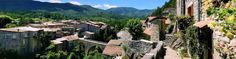 Jaujac, Ardèche, Frankrijk