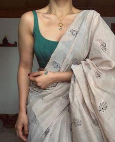 South Indian Wedding Saree, Saree Wedding, Ethnic Fashion, Indian Fashion, Saree Dress, Sari, Saree Jackets, Indian Ethnic, Indian Style