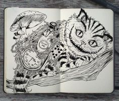 365 Days of Doodles on Behance