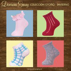 Colección Calcetines Otoño-Invierno Recién http://tienda.doriangray.es/collections/reci-n/calcetines