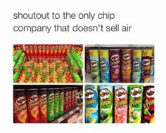 Pringles luv u