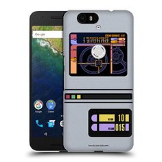 Official Star Trek Padd Gadgets TNG Hard Back Case for Huawei Nexus 6P >>> Be sure to check out this awesome product. (Note:Amazon affiliate link)
