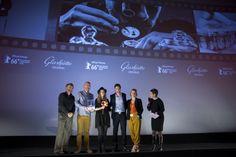 "Perspektive Deutsches Kino - Award Ceremony: Janna Ji Wonders Wins ""Made in Germany – Perspektive Fellowship"", funded by Berlinale Co-Partner Glashütte Original"