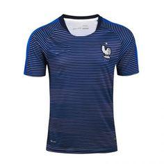 France Soccer Team 2016 Dark Blue Soccer Replica Training Shirt France Soccer Team 2016 Dark Blue Soccer Replica Training Shirt|Cheap Soccer Jerseys : Cheap Soccer Jerseys,Cheap Football Shirts