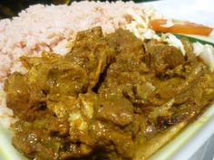 Jamaican Curry Goat is now popular all over the world.   Curry Goat is a dish that originated in Jamaica but it has now spread all over the world and it is very popular in some parts of the USA. If you can't purchase or obtain goat meat for this...
