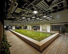 Image 2 of 12 from gallery of In Tokyo, A Vertical Farm Inside and Out. Courtesy of Kono Designs