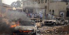 Νιγηρία: H Μπόκο Χαράμ επανακατέλαβε την πόλη Μπόσο ~ Geopolitics & Daily News