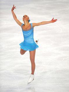 Kiira Korpi - Trophee Eric Bompard ISU Grand Prix of Figure Skating 2010 - Day One