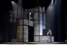 IL GRANDE DITTATORE | Teatro Carcano. Massimo Venturiello e Tosca.