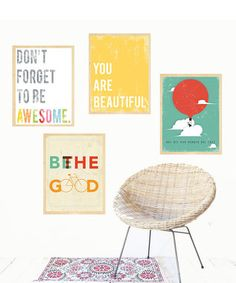 Fresh Words Market | Super fun prints!