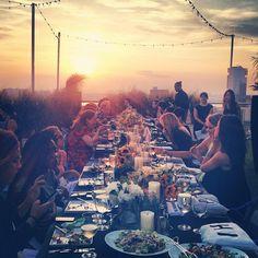 | Rebecca Minkoff Dinner Party |