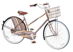 missoni for target bike