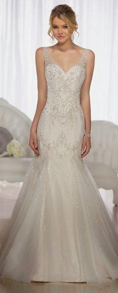 Como escolher o vestido de casamento perfeito